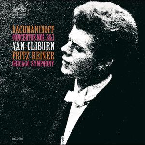 Van Cliburn的專輯Rachmaninoff: Piano Concertos Nos. 2 & 3 - Sony Classical Originals