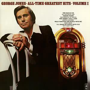All-Time Greatest Hits Vol. 1 1987 George Jones
