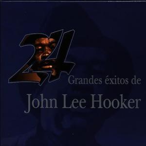 John Lee Hooker的專輯24 Grandes Exitos De John Lee Hooker