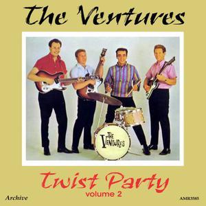 The Ventures的專輯Twist Party Volume 2
