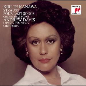 Kiri Te Kanawa的專輯Strauss: Four Last Songs