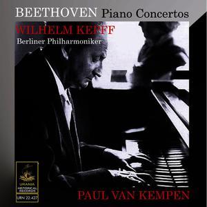 Wilhelm Kempff的專輯Beethoven: Piano Concertos & Appassionata