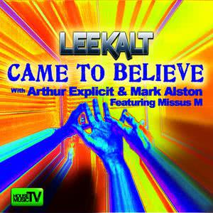 Lee Kalt的專輯Came to Believe