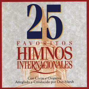 演奏曲的專輯25 Favoritos Himnos Internacionales