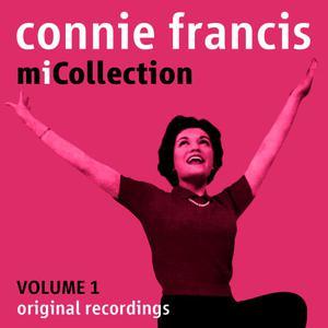 Connie Francis的專輯Mi Collection - Volume 1