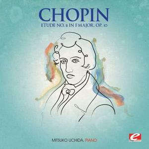 內田光子的專輯Chopin: Etude No. 8 in F Major, Op. 10 (Remastered)