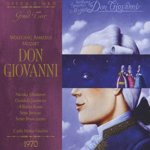 Nicolai Ghiaurov的專輯Mozart: Don Giovanni