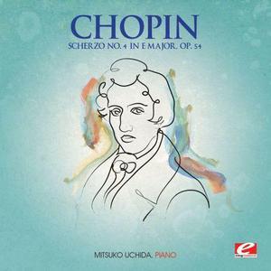 內田光子的專輯Chopin: Scherzo No. 4 in E Major, Op. 54 (Remastered)