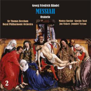 Jennifer Vyvyan的專輯Händel: Messiah, Oratorio, HWV 56, Vol. 2