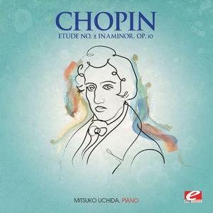 內田光子的專輯Chopin: Etude No. 2 in A Minor, Op. 10 (Remastered)