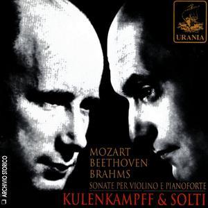 Georg Kulenkampff的專輯Mozart, Beethoven, Brahms: Violin Sonatas