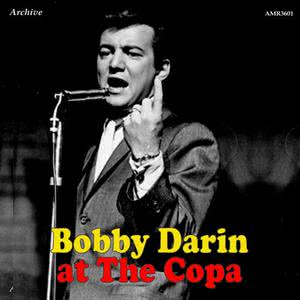 Bobby Darin的專輯Darin at the Copa [live]