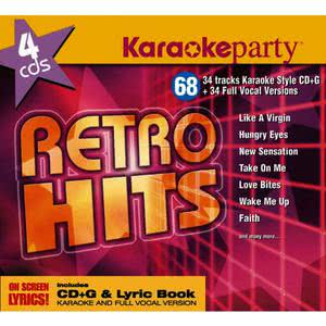 Karaoke Bash: Retro Hits