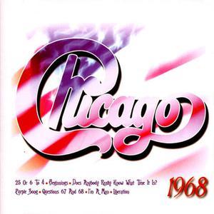 Chicago的專輯Chicago - 1968