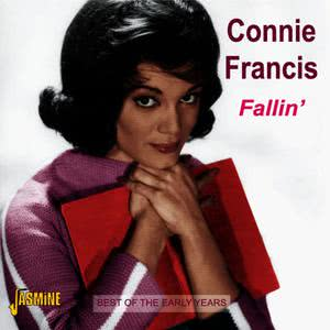 Connie Francis的專輯Fallin' - Best Of the Early Years