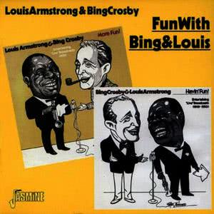 Louis Armstrong的專輯Fun with Bing & Louis (1949 - 1951)