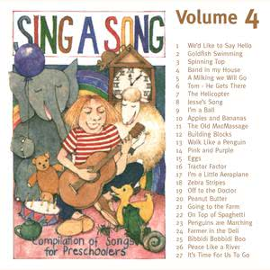 Sing a Song, Vol. 4