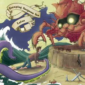 Lotus的專輯Escaping Sargasso Sea