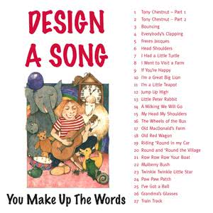 Tessarose的專輯Design a Song