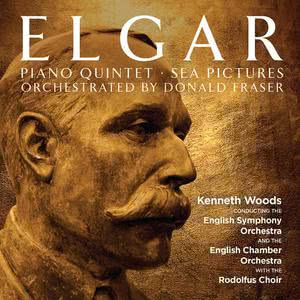 English Symphony Orchestra的專輯Elgar: Piano Quintet - Sea Pictures