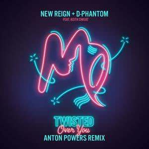 Keith Sweat的專輯Twisted (Over You) (Anton Powers Remix)