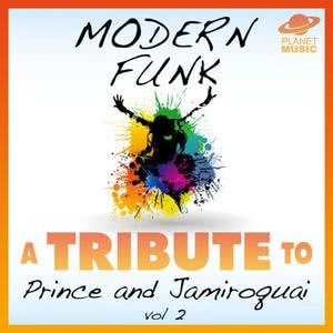 The Hit Co.的專輯Modern Funk: A Tribute to Prince and Jamiroquai, Vol. 3