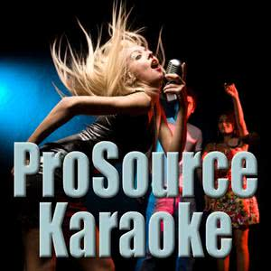 ProSource Karaoke的專輯Impossible (In the Style of Christina Aguilera) [Karaoke Version] - Single