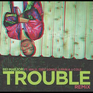 收聽Bei Maejor的Trouble Remix (Explicit Version)歌詞歌曲