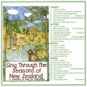 Sing Through the Seasons of New Zealand