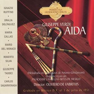 Oliviero de Fabritiis的專輯Verdi: Aida