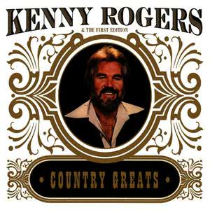 Kenny Rogers的專輯Country Greats