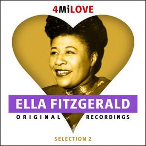 Ella Fitzgerald的專輯My Funny Valentine - 4 Mi Love EP
