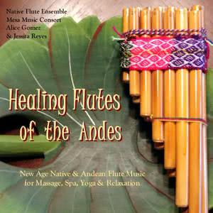 Native Flute Ensemble的專輯Healing Flutes of the Andes (Native American Flute & Andean Panpipes for Massage, Yoga, Spas & Relaxation)