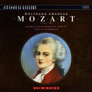 "Svetlana Stanceva的專輯Mozart: Piano Concertos Nos. 20 & 21 ""Elvira Madigan"""