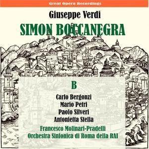 Antonietta Stella的專輯Verdi: Simon Boccanegra, Vol. 2 [1951]