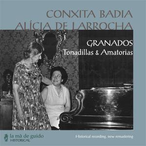 Alicia de Larrocha的專輯Granados: Tonadillas & Amatorias
