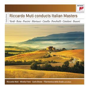 Riccardo Muti的專輯Riccardo Muti Conducts Italian Masters