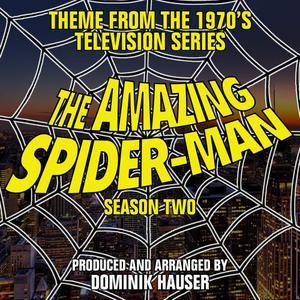 "Dominik Hauser的專輯Main Title: Season 2 (From ""The Amazing Spider-Man"")"