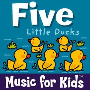 Kidsounds的專輯Five Little Ducks