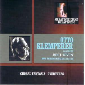 Great Musicians, Great Music: Otto Klemperer Performs Beethoven with the New Philharmonia Orchestra