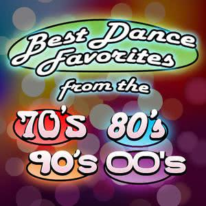 The Hit Crew的專輯30 Best Dance Favorites from the 70s, 80s, 90s and 00s