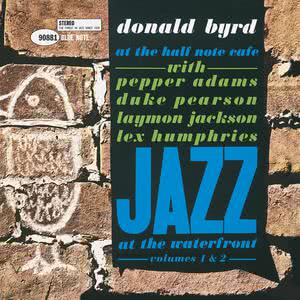 At The Half Note Café 2004 Donald Byrd