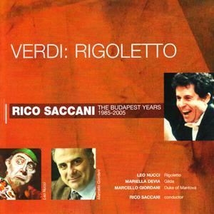 Leo Nucci的專輯Verdi: Rigoletto