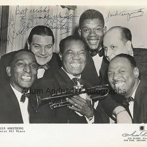 Louis Armstrong And The All-Stars