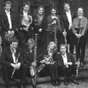 Members of the Netherlands Wind Ensemble