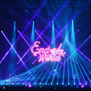[重溫] END OF THE WORLD (SEKAI NO OWARI) Live in Hong Kong