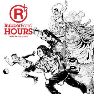 """[預習] RubberBand """"Hours"""" 演唱會2018香港站"""