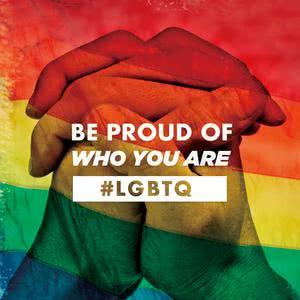 Be Proud Of Who You Are #LGBTQ