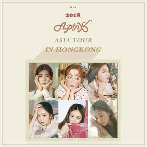 [重溫] Apink Asia Tour in Hong Kong 2018