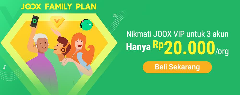 VIP family plan FOR WEB ONLY